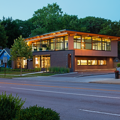 American Institute of Architects Award Winner<br/>Commercial Real Estate Headquarters