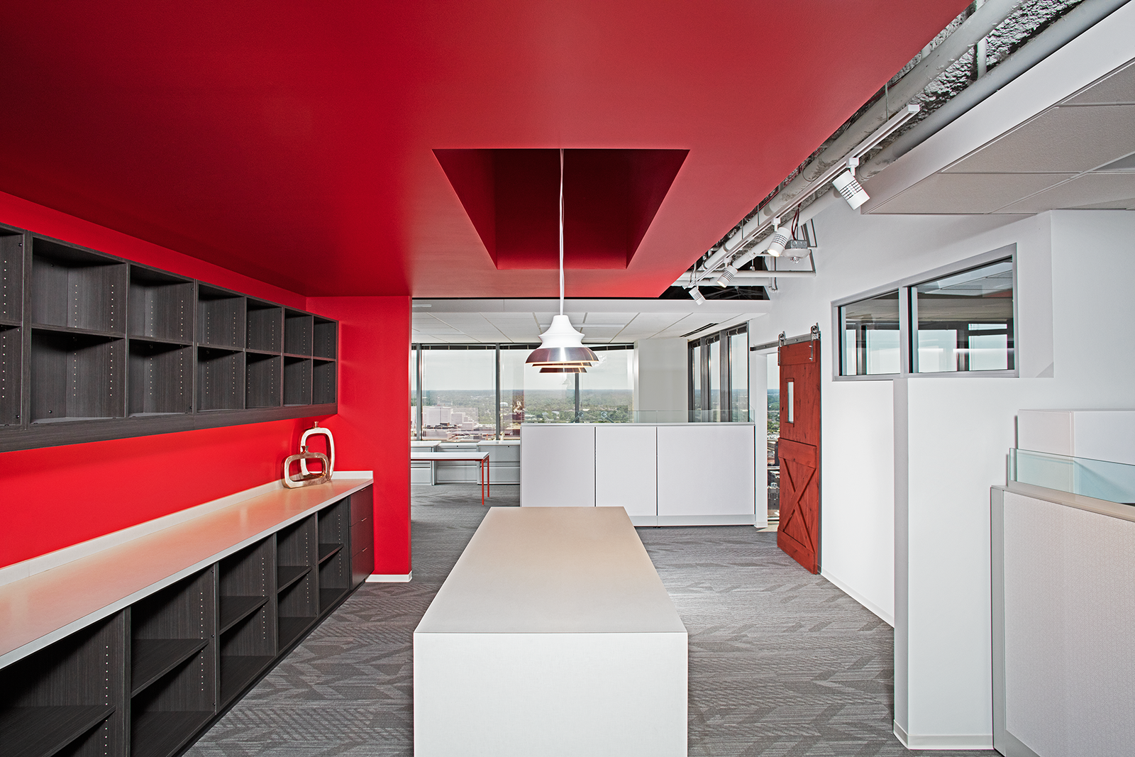 International interior design association award winner commercial build out
