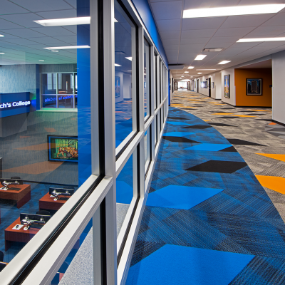Commercial Flooring Manufacturer<br/>Higher Education