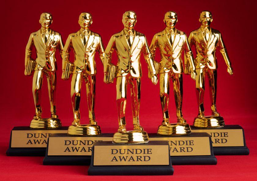 Studio 13 Best in Category Awards