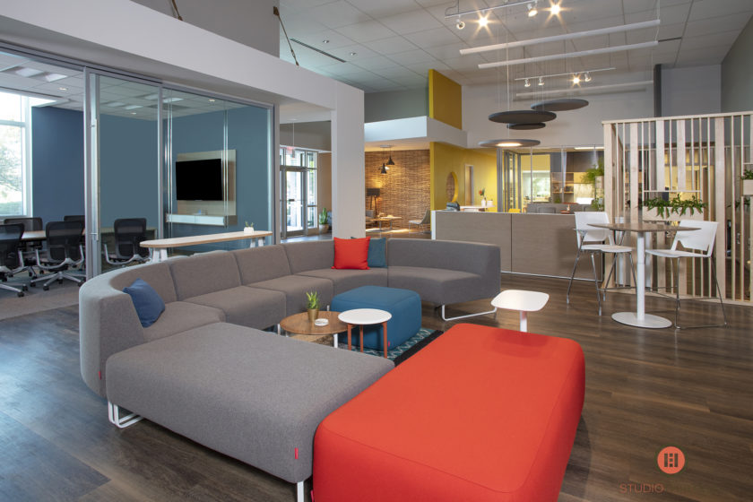 All for One with Commercial Office Environments